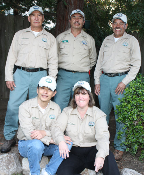 DK Landscaping Team